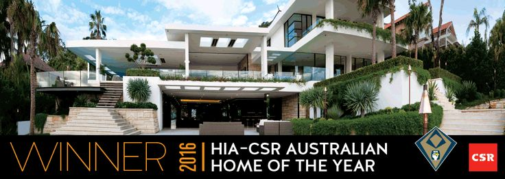 2016 HIA-CSR Australian Home of the Year #SammutDevelopments @Innovate_Architects @VitrocsaAustralia