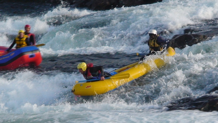 Want to try something different? Our duckies fit two people and delivers an awesome river experience!