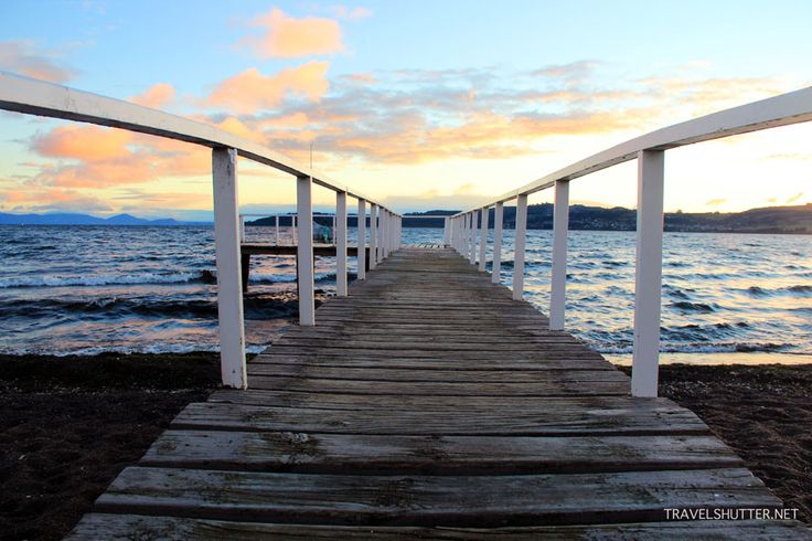 Lake Taupo- Photo of the Day 19