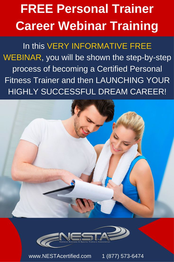 301 best personal trainer certification images on pinterest nesta personal trainer certification career programs how do you start a successful fitness business 1betcityfo Image collections