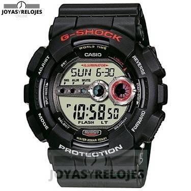 ⬆️😍✅ Casio Hombre G-Shock Watch, Negro ✅😍⬆️ Sublime Modelo de la Colección de Relojes Casio PRECIO 71.83 € En exclusiva en 😍 https://www.joyasyrelojesonline.es/producto/casio-hombre-g-shock-watch-negro/ 😍 ¡¡No los dejes Escapar!!