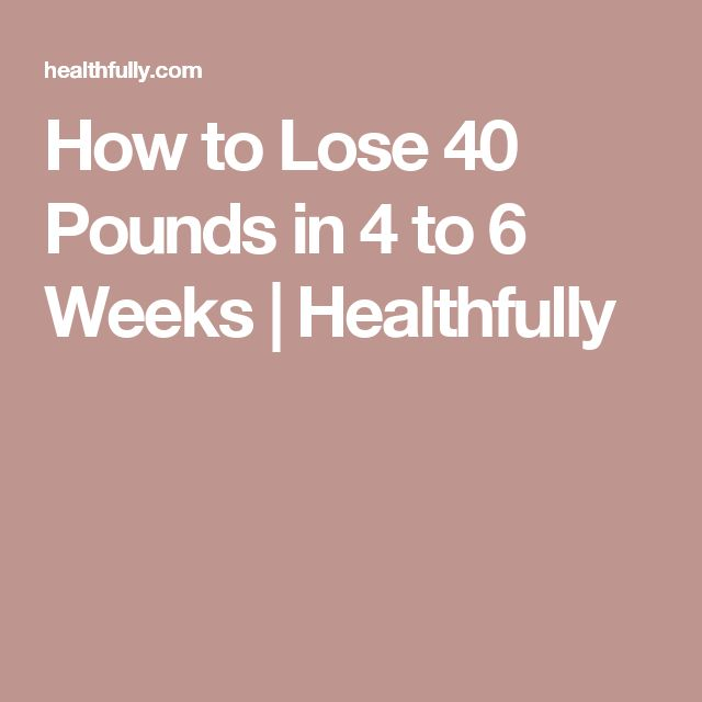 how to lose 7 pounds in 4 weeks