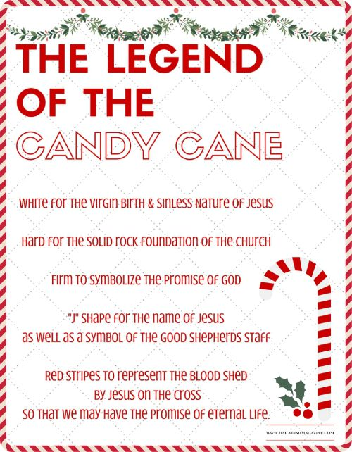 Legend of the Candy Cane New Promo