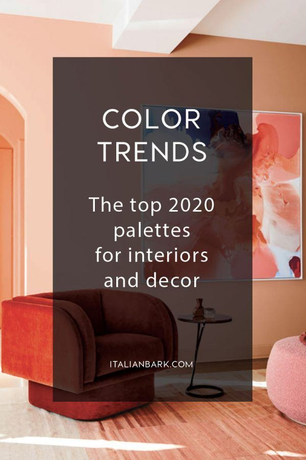 Best Interior Paint 2021 2020 2021 COLOR TRENDS Top palettes for interiors and decor
