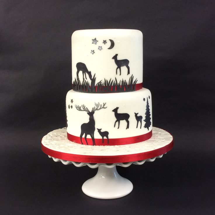 Horse Cake Decorations Uk : 1000+ ideas about Silhouette Cake on Pinterest ...