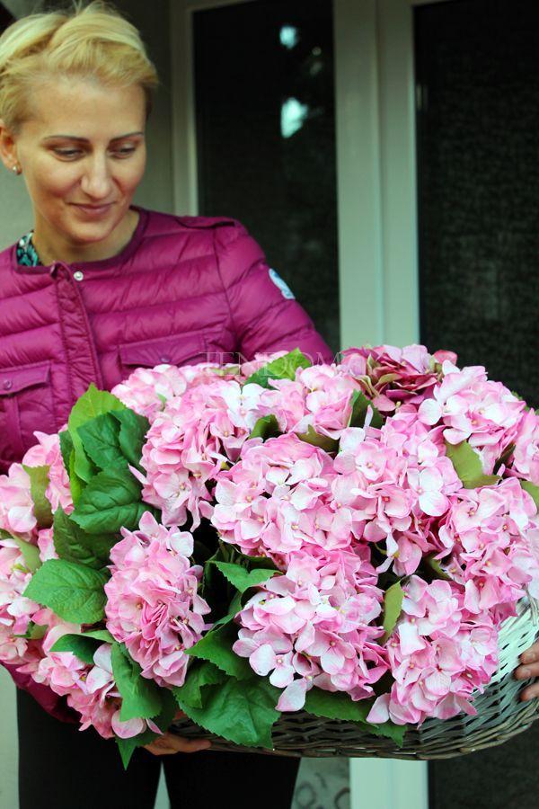 kompozycje z kwiatów od tendom.pl