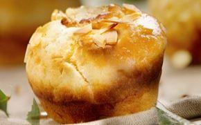 Svenske lussemuffins Disse muffins minder lidt om fastelavnsboller - her er de bare bagt i en form.