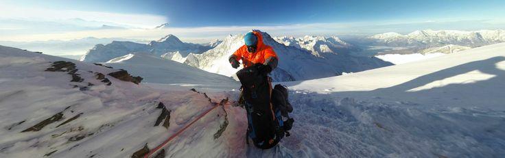 Escaladez l'Everest depuis votre canapé : 3 alpinistes ont photographié leur ascension avec des caméras panoramiques et le résultat est époustouflant !