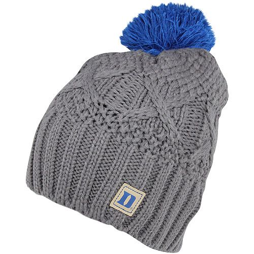 Duke Blue Devils Women's Pom Beanie