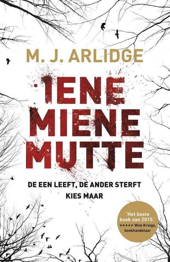 M.J. Arlidge schrijft al vijftien jaar voor verschillende Britse crimeseries. Iene Miene Mutte was zijn debuut als thrillerauteur en werd lovend ontvangen door pers en publiek. Het is deel 1…