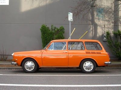 My car in HS1970 Type 3 VW wagon.I loved this car... It wasn't a muscle car but was cheap and fun!