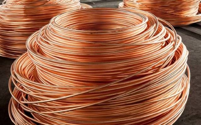 Pin By Engy On أخبار الإقتصاد Copper Prices Copper Copper Drops