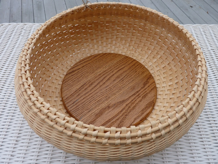 Wood Basket Weaving Supplies : Indian summer pattern by hurd baskets and weaving i like