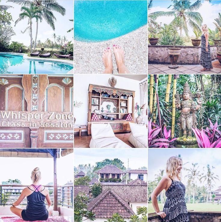 Seikkailijatar Balilla ja Instagramissa