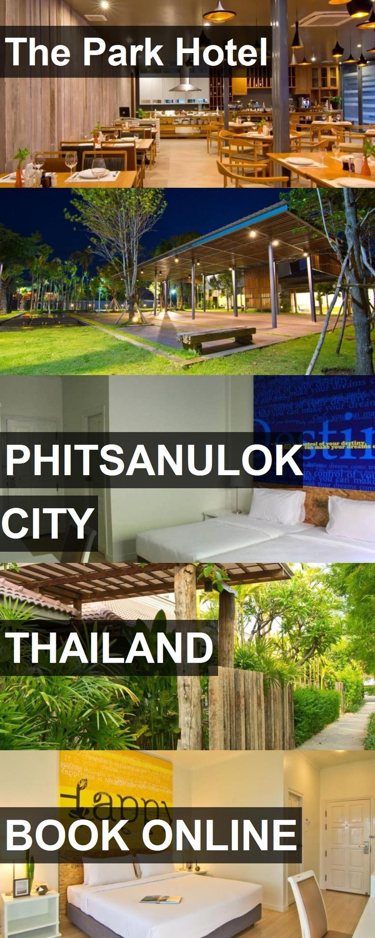 The Park Hotel in Phitsanulok City, Thailand. For more information, photos, reviews and best prices please follow the link. #Thailand #PhitsanulokCity #travel #vacation #hotel