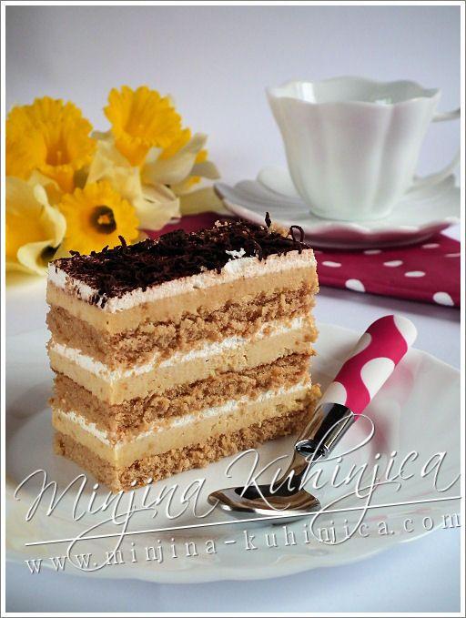 Torta čoko plazma   Minjina Kuhinjica