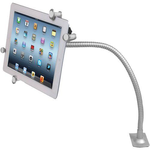 CTA Digital PAD-GCS iPad and Tablet Gooseneck Clamp Stand