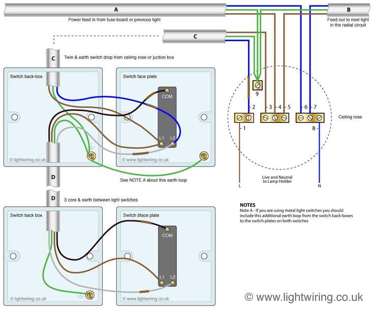 Best 25+ 3 way switch wiring ideas on Pinterest ...