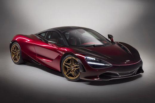 McLaren представил новое поколение «Супер серии» - Автошоу - Cardesign.ru