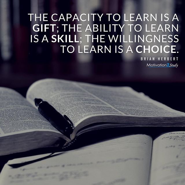 Only 7% of worlds population has a college degree. Being given the opportunity to learn is a gift not everyone is given and unfortunately not everyone takes.  —  Follow for daily study motivation!   —  YouTube.com/c/Motivation2Study