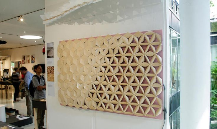 8 | Student Develops An Ingenious Building Material That Shapeshifts In Response To Rain | Co.Design | business + design