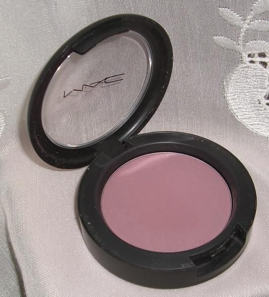 MAC Coygirl Sheertone Blush Is A Dusty Mauve Pink, It's