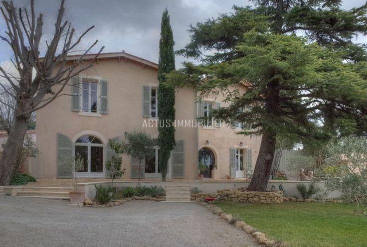 17 best images about vente et achat hotel particulier en for Acheter maison salon de provence