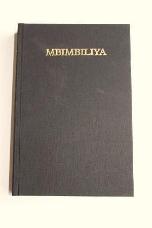 Mbimbiliya / The Bible in Luchazi language 053 / Luchazi pople in Angola Africa