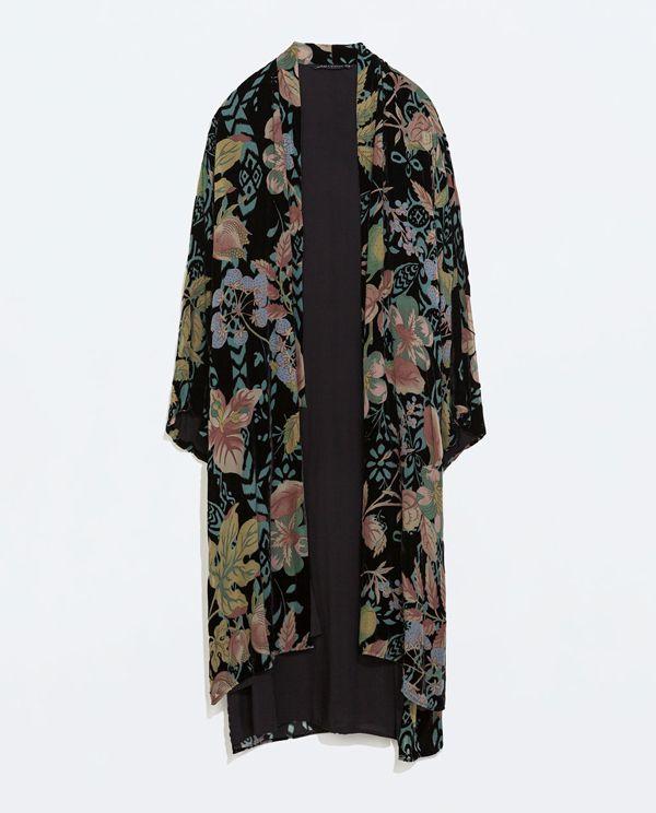 Ropa de terciopelo mujer, colección invierno 2018 -