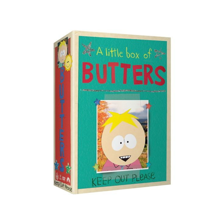 South park:Little box of butters (Dvd)