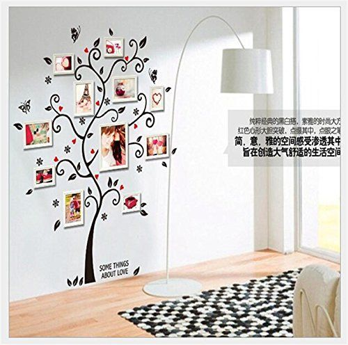 Nice Citation   Photos Family Tree Wall Stickers Quotes Living Room  Decorations Diy Home Decals . Part 60