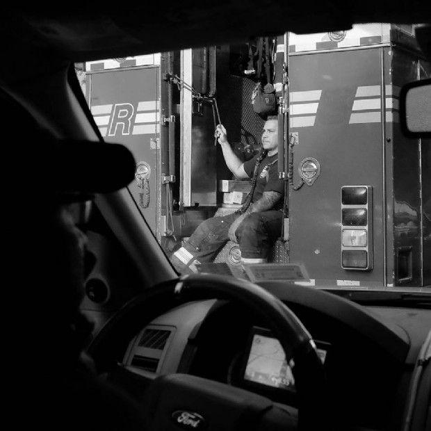 #BeLikeHenri: Biella e l'Italia si immedesimano in Henri Cartier-Bresson Uno scatto di Stefano Ceretti accompagnato dall'hashtag #BeLikeHenri (© © Dario di Biella)