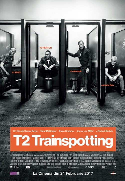 T2: Trainspotting 2 - Cinema OneCinema One