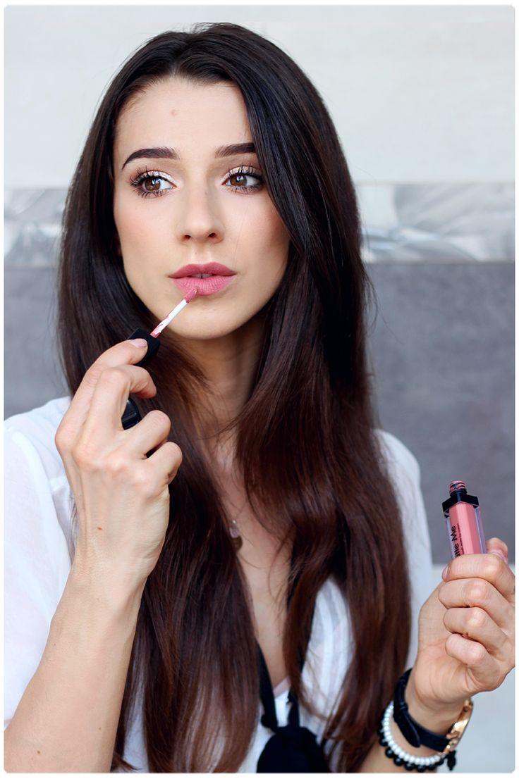 Alina Rose Makeup Blog: Matowe usta i trwały kontur- najlepsza konturówka na świecie:D