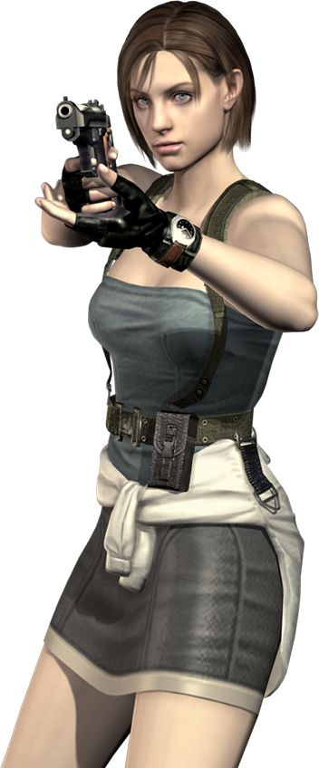 Jill Valentine - Resident Evil 3 (Costume for Halloween, must make) - #residentevil