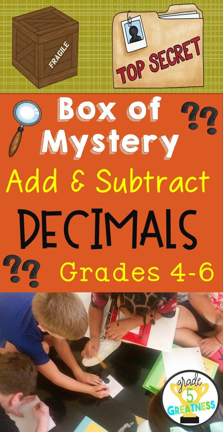 Add And Subtract Decimals Practice With A Math Mystery Students Solve Math Problems On Puzzle Pieces Subtracting Decimals Math Mystery Adding And Subtracting [ 1392 x 720 Pixel ]