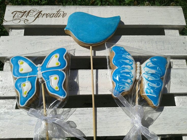 #TMJcreative #gingerbreadcookie #cookieonstick #butterfly
