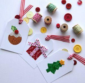 Cheery Christmas Gift Tags