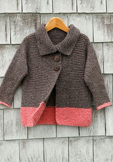 Sawtelle: Free pattern from Berroco This is the child's sized sweater. An adult version is also available.