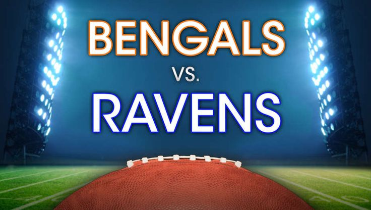 Ravens Play Host To Division Rival Bengals 7000