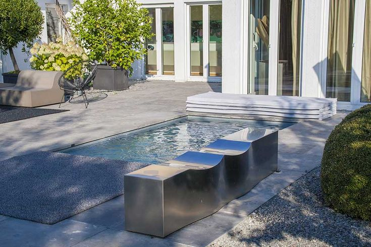 die besten 25 kleiner pool ideen auf pinterest piscine hors sol mini pool und kleine pools. Black Bedroom Furniture Sets. Home Design Ideas