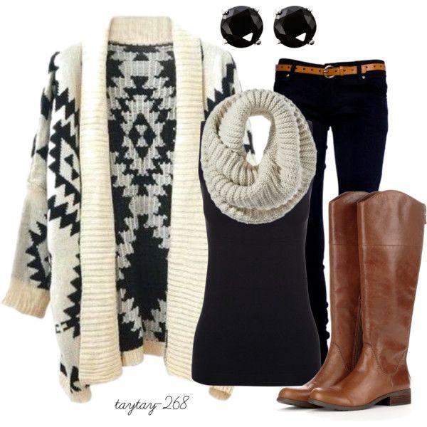 Fashion para el invierno. ;)