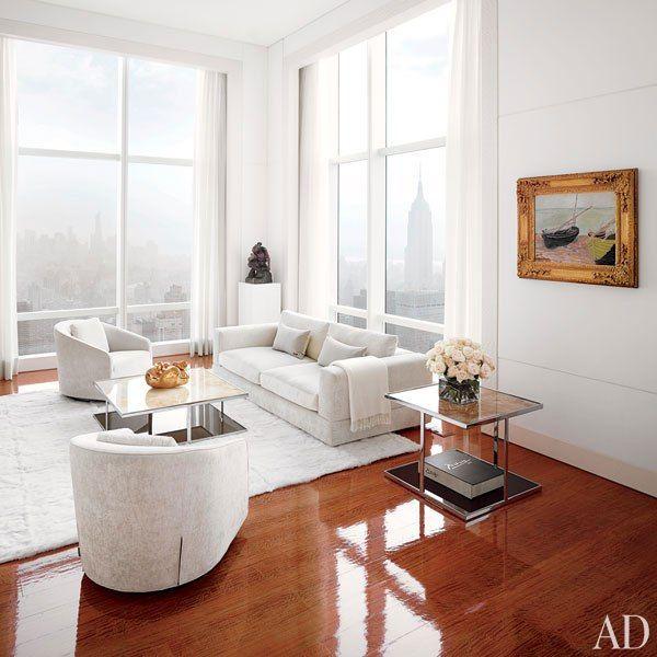 An Asian-Inflected New York Penthouse