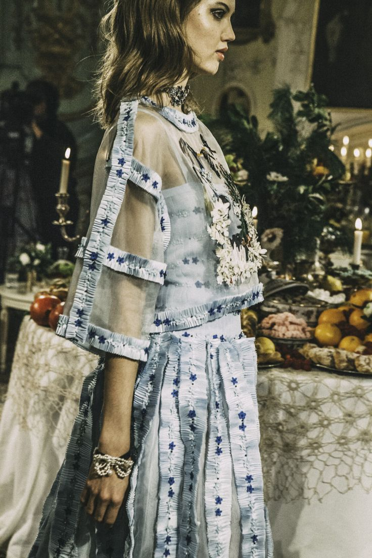 Chanel Pre-Fall 2015 Backstage – Vogue