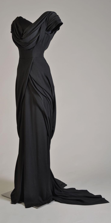 Walter Plunkett for Katharine Hepburn - 1949 - Adam's Rib - Photo by Joanne Arnett - @~ Mlle