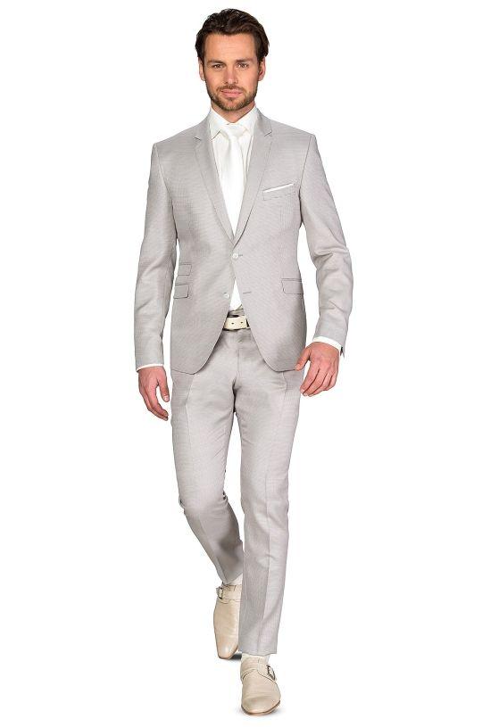 strellson trouwpakken Vince Madden 1000462/050 grijs Pak Vince Madden 10000462/050 - ROKA