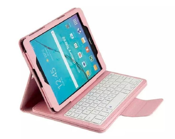 For Samsung Galaxy Tab S2 9.7 Removable Bluetooth Keyboard Case for Samsung Galaxy Tab S2 9.7 T810 T815 Tablet free shipping