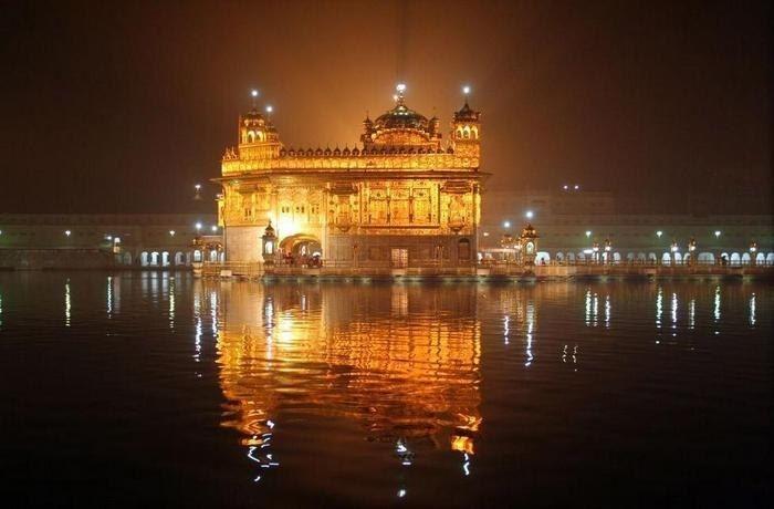 Золотой Храм в Индии - Путешествуем вместе