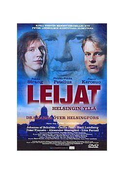 Leijat Helsingin yllä dvd