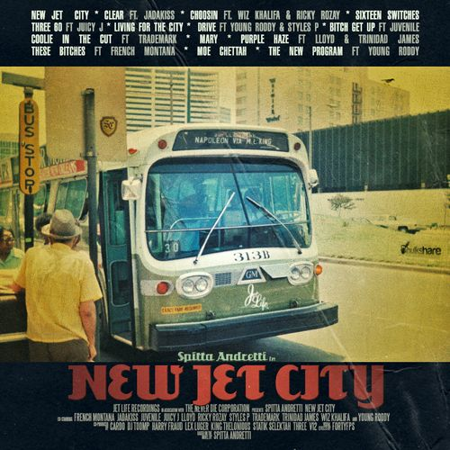 The New Orleans rapper's New Jet City is available for free download.